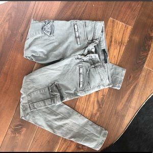 Grey j brand cargo pants